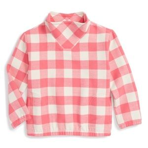Vineyard Vines Plaid Pullover Sweater Size 10-12